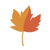 ícone de outono